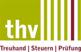 Logo thv AG - Treuhand & Beratung